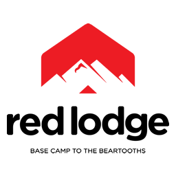 Secondary Logo Stacked The Red Lodge Montana Brand